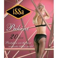 Колготки Bikini 20 den черного цвета